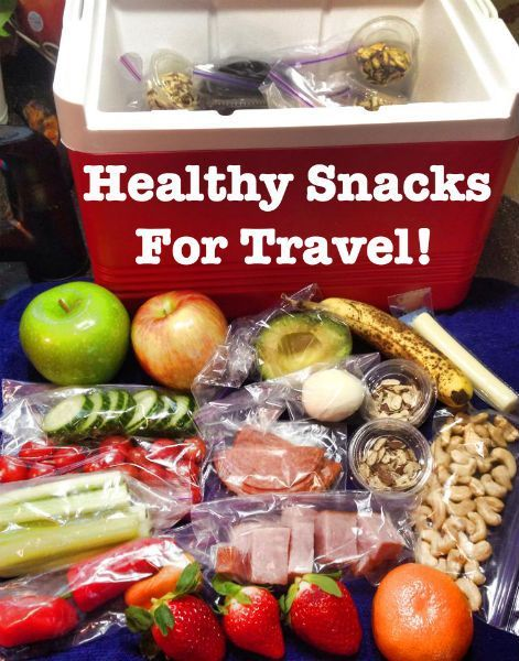 BEST HEALTHY FOOD TO BRING ON ROAD TRIPS